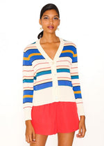 Load image into Gallery viewer, Stripes Cardigan