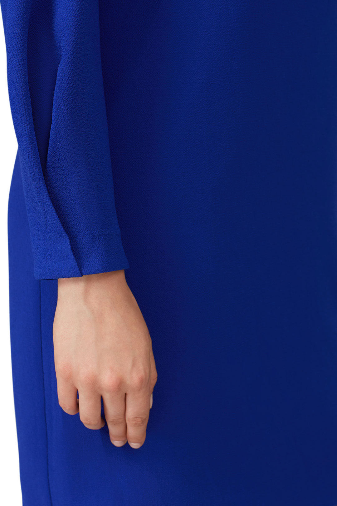 Calistoga Dress in Blue Jewel
