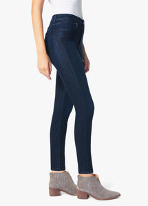Charlie High Rise Skinny Ankle Jean in Sundown