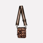 Load image into Gallery viewer, The Cell Bag in Urban Leopard