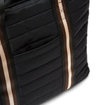 Load image into Gallery viewer, Wingman Bag in Black Noir/Cream