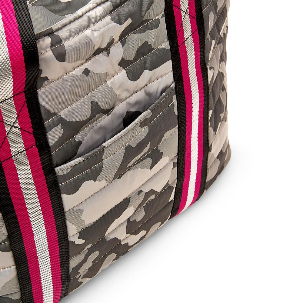 Wingman Bag in Grey Camo