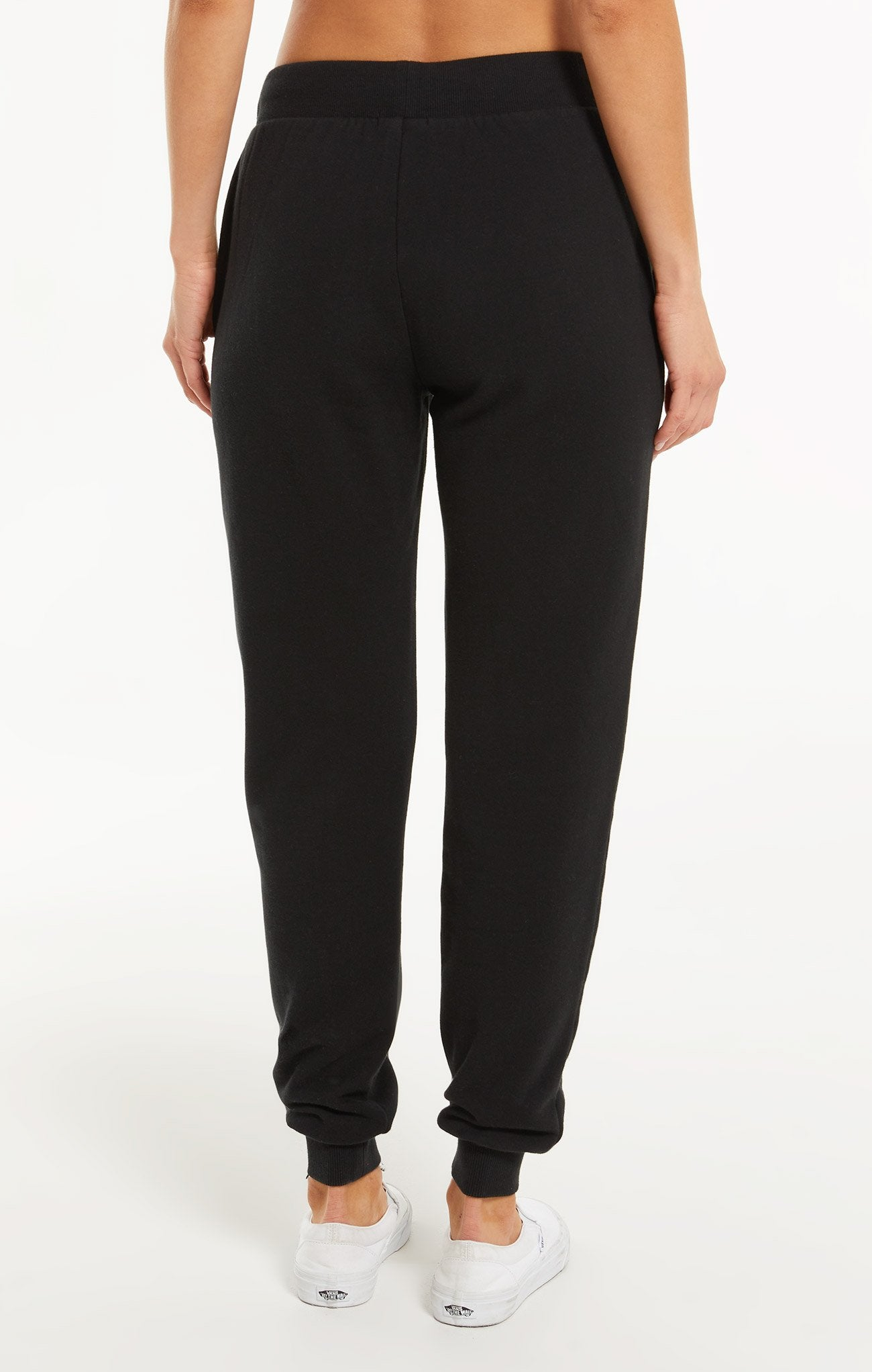 Ambre Jogger in Black