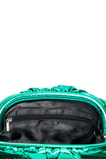 Load image into Gallery viewer, Crinkle Crossbody Bag In Green