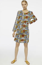 Load image into Gallery viewer, Safari Print Belted Dress