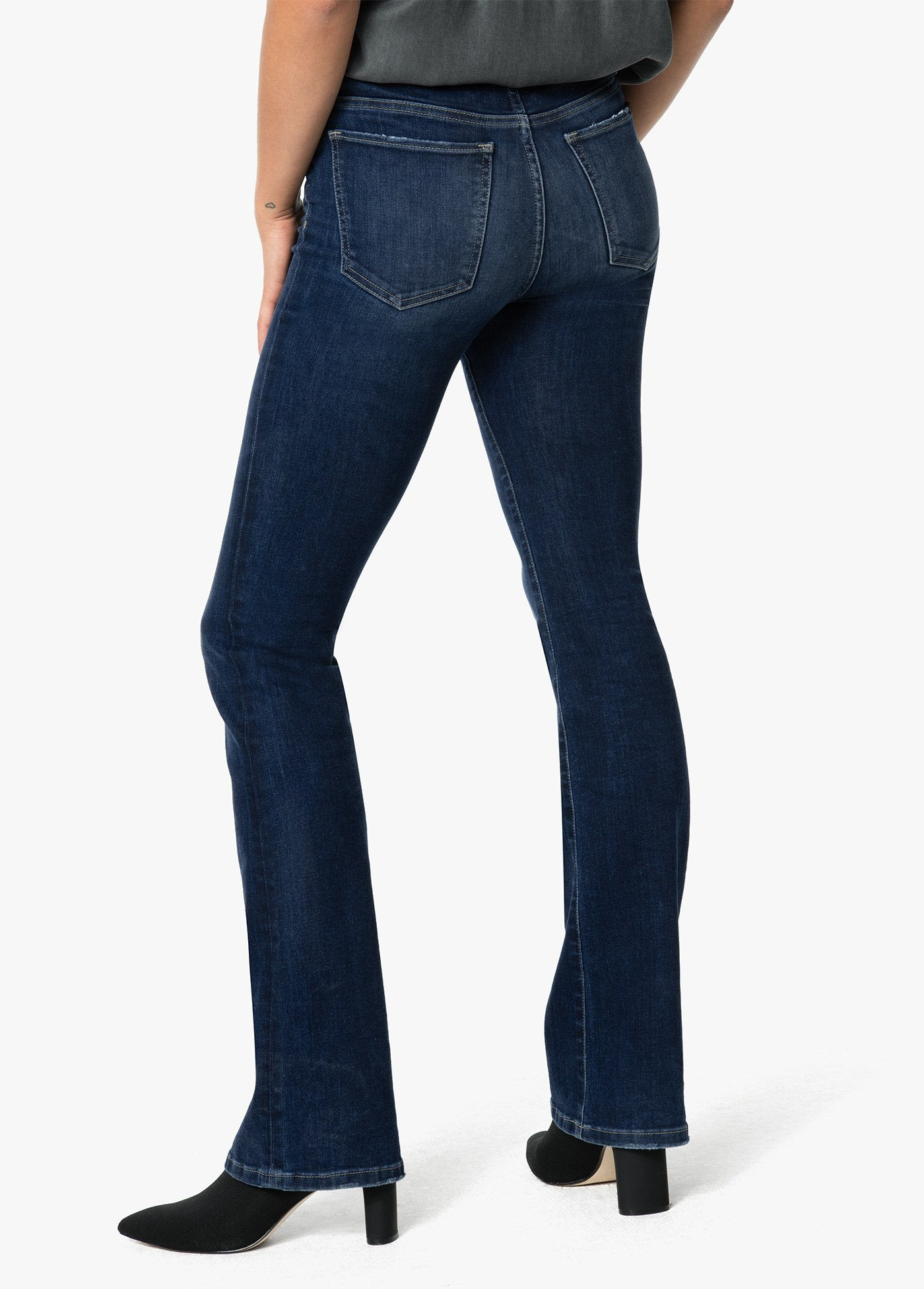 High Rise Honey Bootcut Jean in Avianna