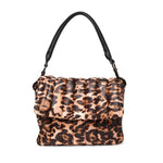 Load image into Gallery viewer, Bar Bag in Urban Leopard