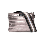 Load image into Gallery viewer, Bum Bag/Crossbody in Slate Foil