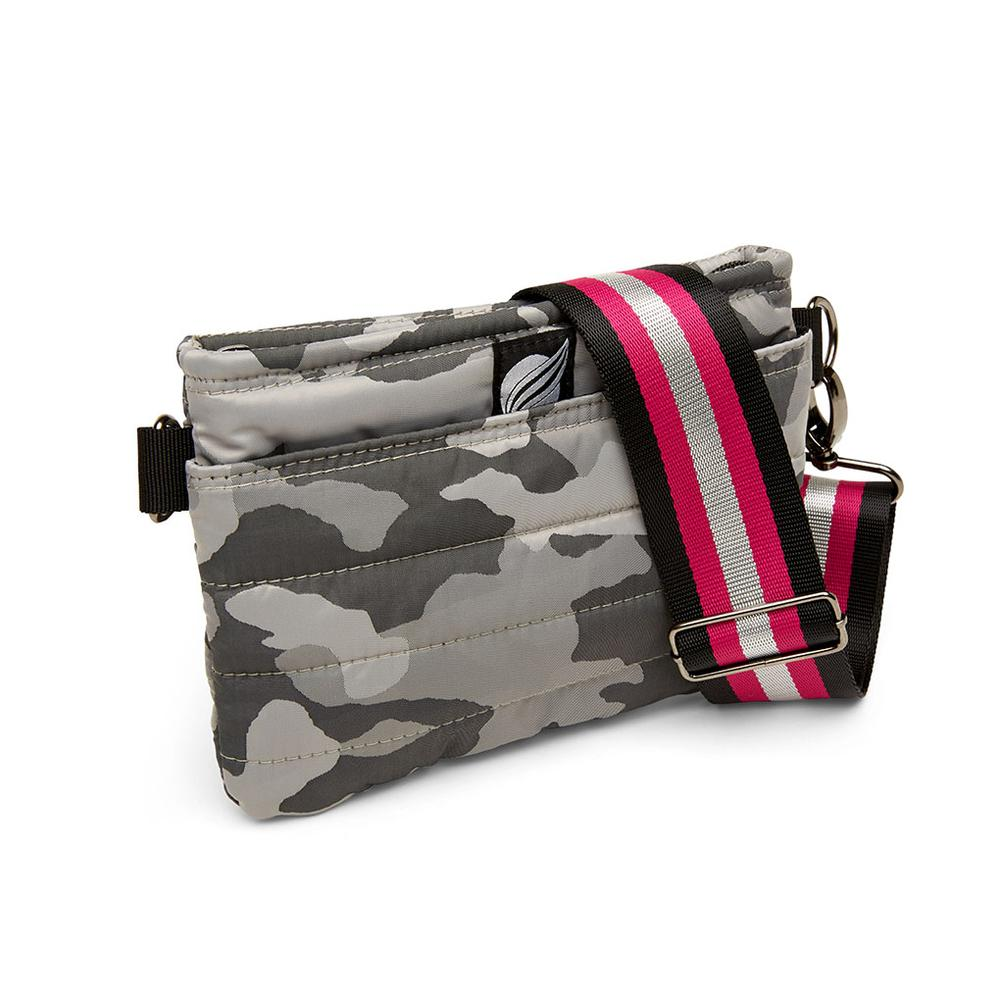Bum Bag/Crossbody in Grey Camo