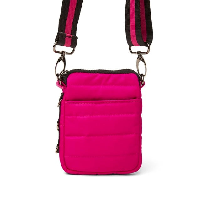 The Cell Bag in Fuchsia Noir