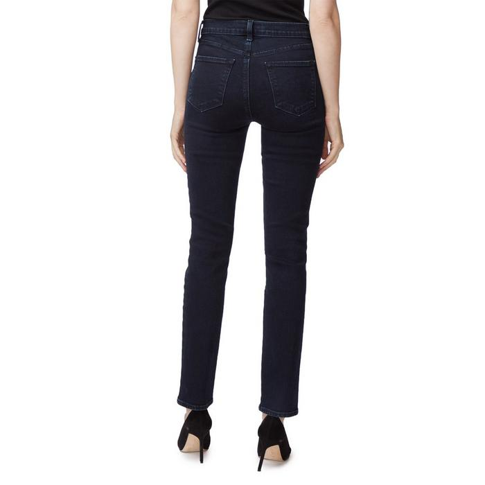 Ruby High Rise Cigarette Jean in Complex