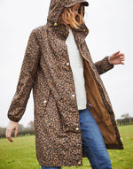 Load image into Gallery viewer, Waybridge Jacket in Leopard