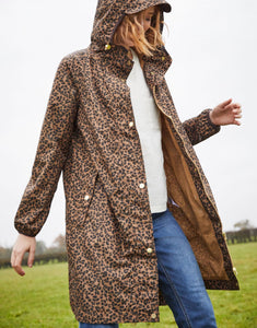 Waybridge Jacket in Leopard