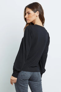 Emilia Shirt in Black