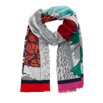 Load image into Gallery viewer, Hesperides Scarf in Mint