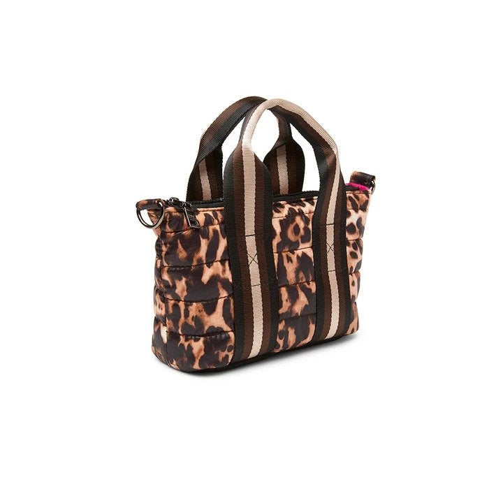 Lil Mama Bag in Urban Leopard