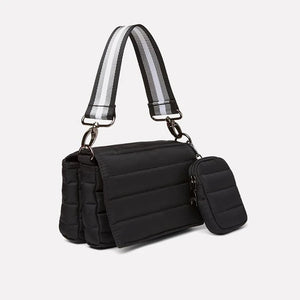Tammy Mini Bag in Black Noir