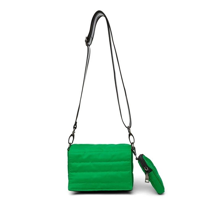 Tammy Mini Bag in Kelly Green Noir