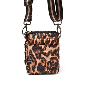The Cell Bag in Urban Leopard
