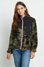 Load image into Gallery viewer, Wesley Jacket in Green Camo