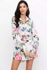 Load image into Gallery viewer, Perry Romper in Splendor Pink