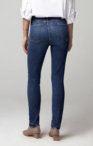 Olivia High Rise Slim Fit Jean in Gleams