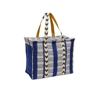 Ichor Weekend Bag in Blue