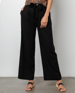 Load image into Gallery viewer, Jess Tie Waist Linen Pant