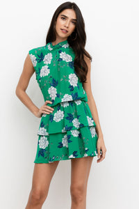 Kiss Me Silk Dress