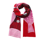 Load image into Gallery viewer, Kuchi Scarf in Pink