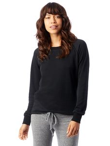 Lazy Day Pullover in Black