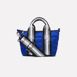 Load image into Gallery viewer, Lil Mama Bag in Cobalt Noir