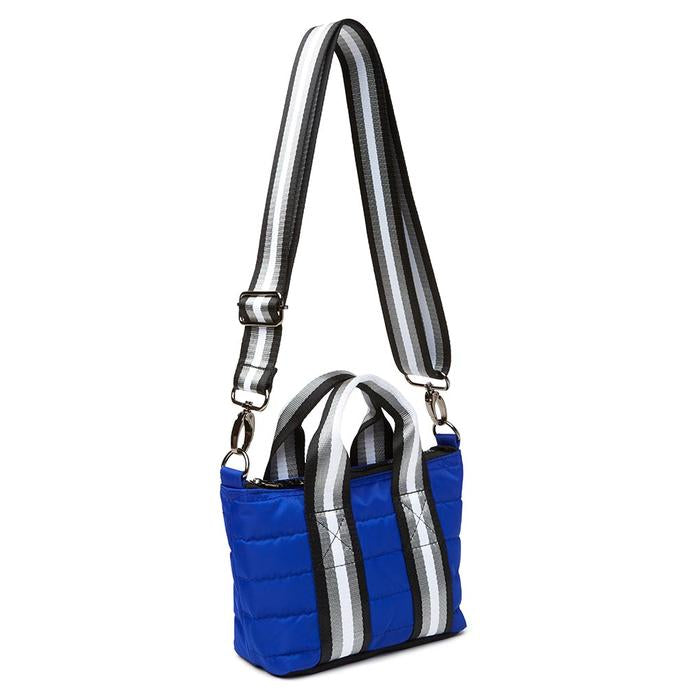 Lil Mama Bag in Cobalt Noir
