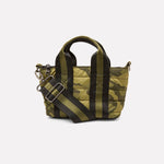 Load image into Gallery viewer, Lil Mama Bag in Olive Camo