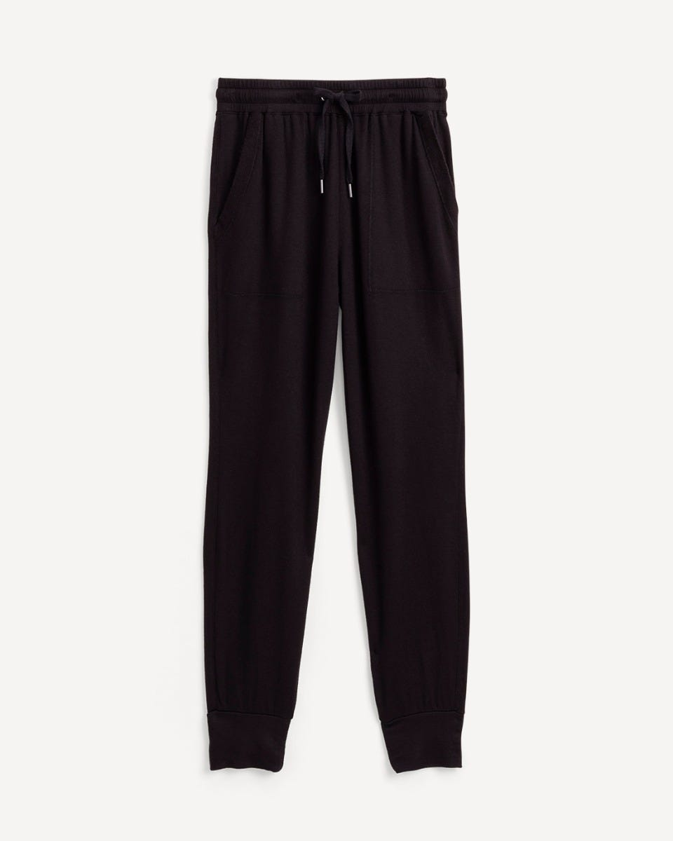 Super Soft Jogger in Black