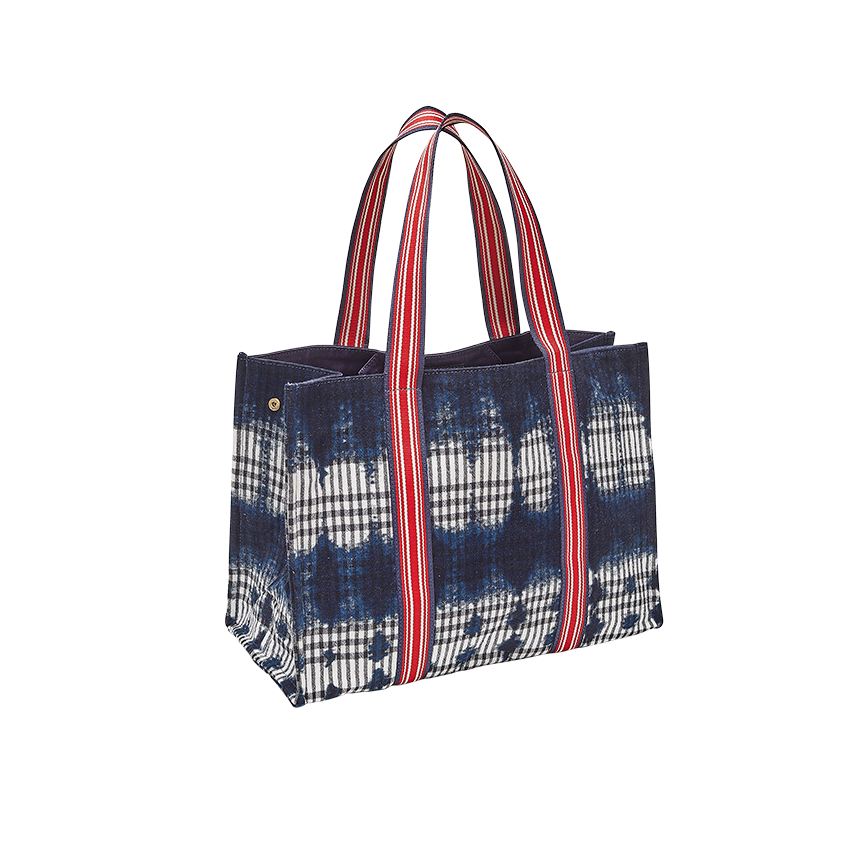 Lazuli Shopping Bag in Blue