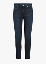 Load image into Gallery viewer, Charlie High Rise Skinny Crop Jean in Snapdragon