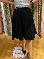 Load image into Gallery viewer, Valerie Skirt in Black