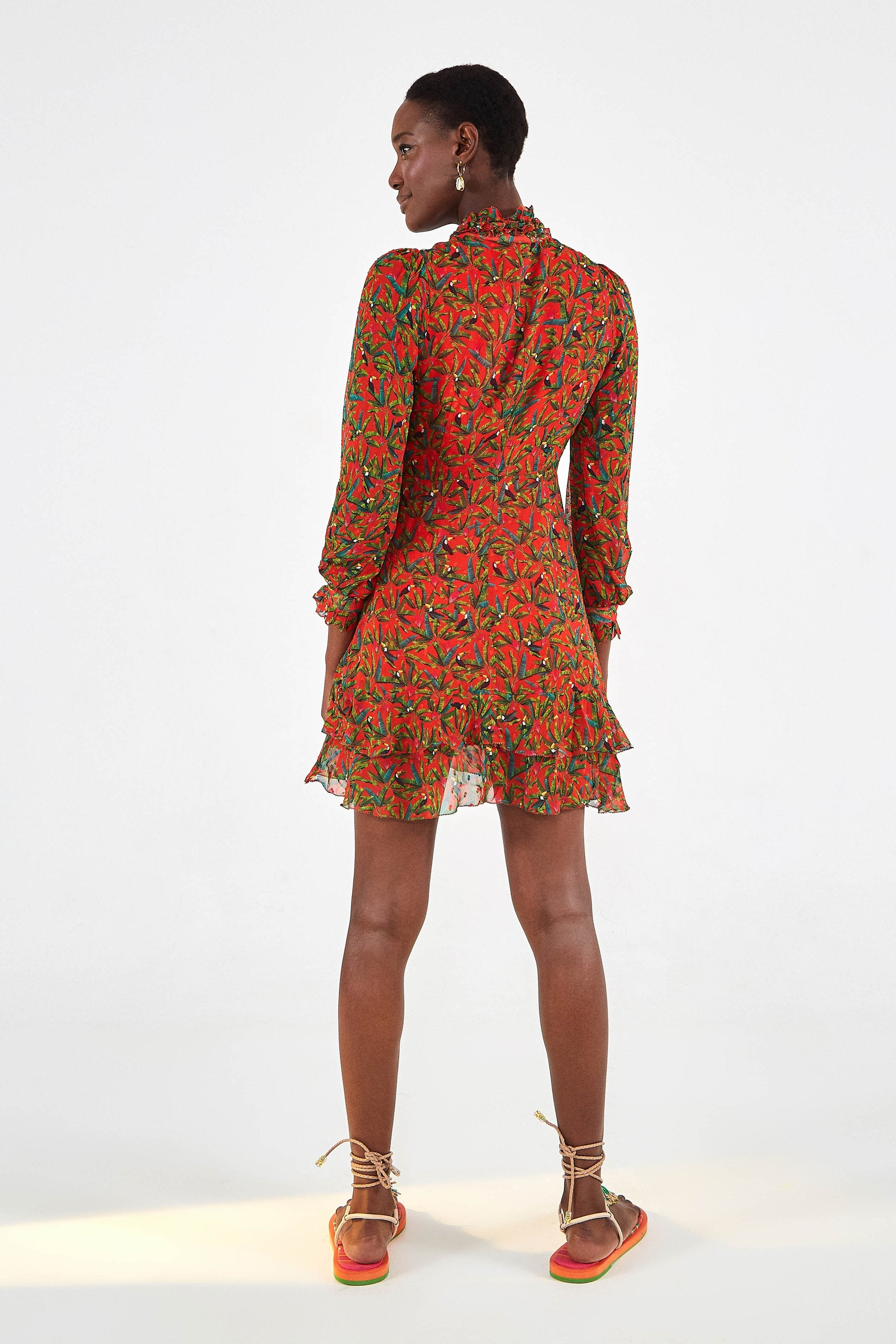 Tucano Paradise Mini Dress