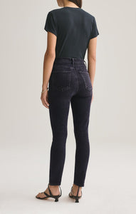 Nico High Rise Slim Fit Jean in Virtue