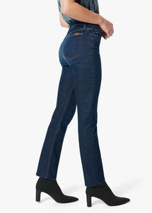 Milla High Rise Straight Leg Ankle Jean in Winchester