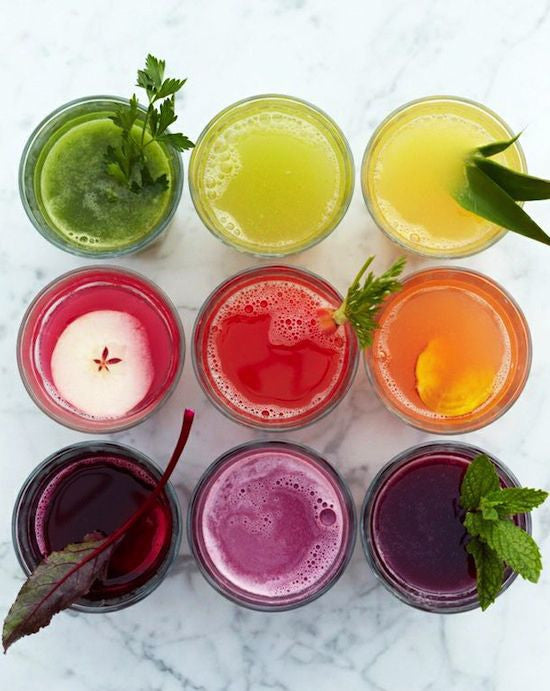 Let's talk about juicing
