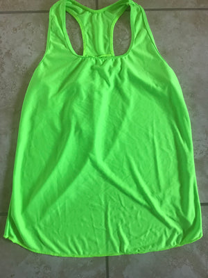 Crossback Tank Top