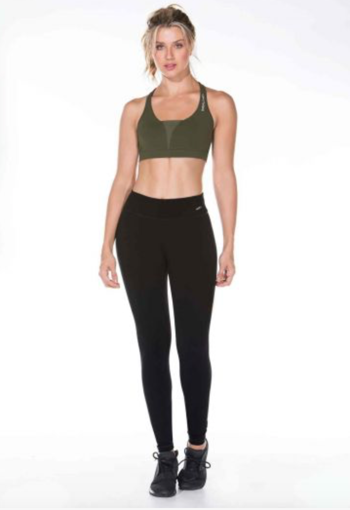 Basic Black Supplex® Pant