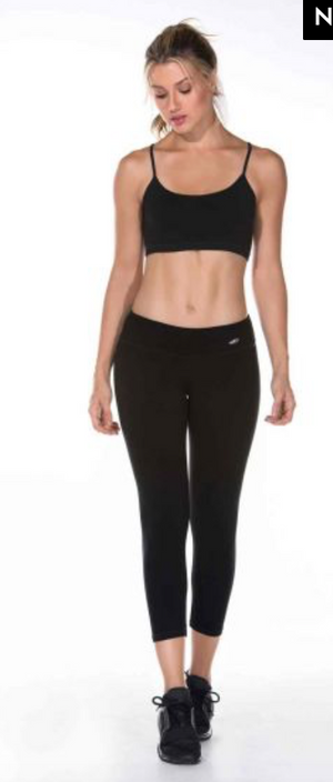 Black Basic SUPPLEX® Capri