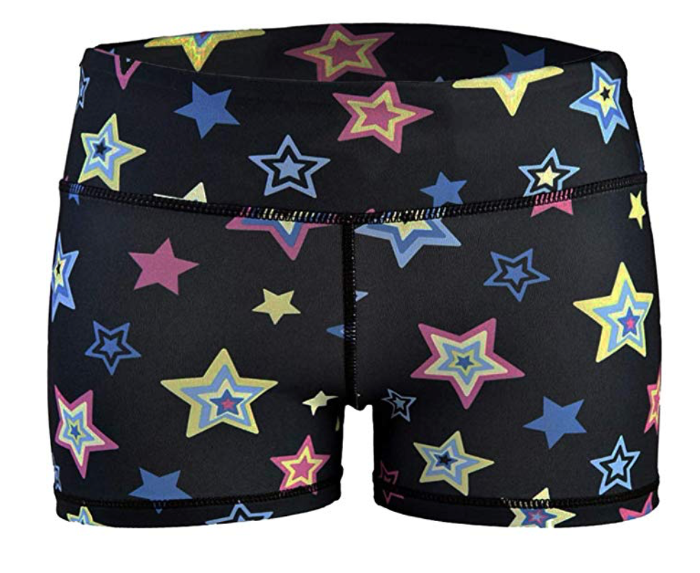 Black Stars WOD Short