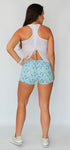 Baby Blue Unicorn WOD Short