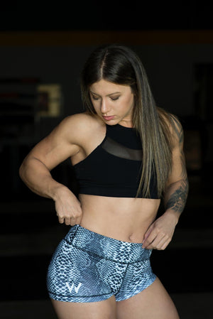 Black Snake WOD Shorts