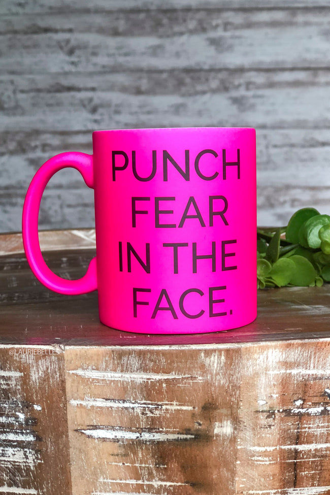 Exclusive Punch Fear Mug
