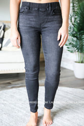 Grace and Lace Classic Pull-On Jeggings